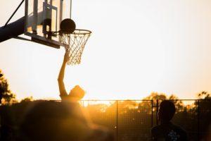 バスケ スポーツ